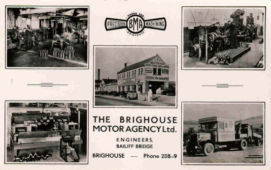 Brighouse Motor Agency