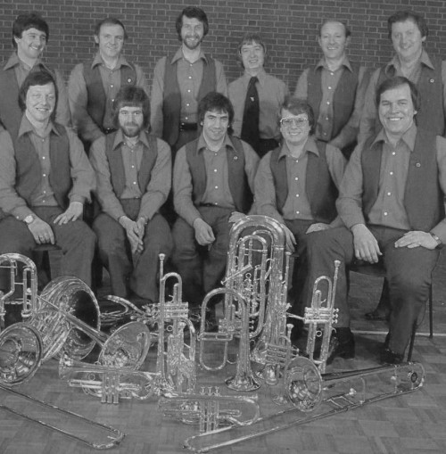 James Shepherd Versatile Brass 1979