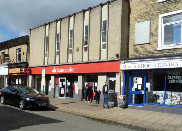 Another Brighouse Bank set to close in July