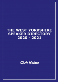 West Yorkshire Speaker Directory 2020 / 2021