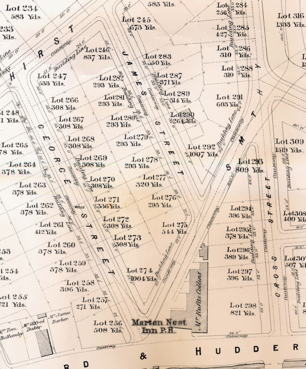 The Origins of Street Names - What is the background to your street name?