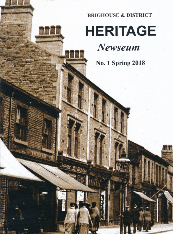New Publication - Brighouse & District Heritage Newseum Magazine