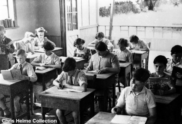 Do you remember the Open Air School on Blackburn Road?