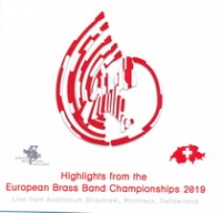 (CD) Highlights from the European Brass Band Championships 2019
