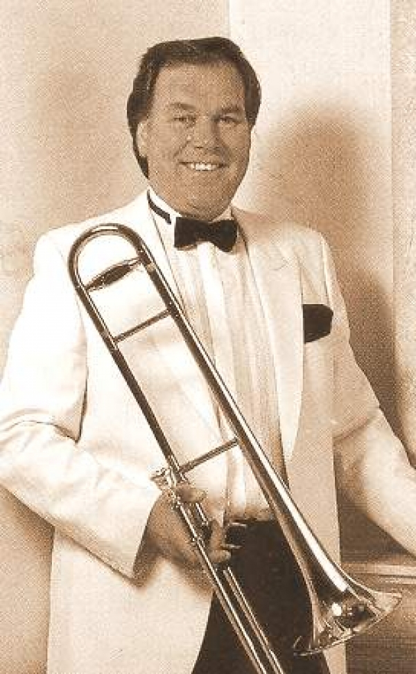 Sad loss of an outstanding trombone player - Derek Southcott