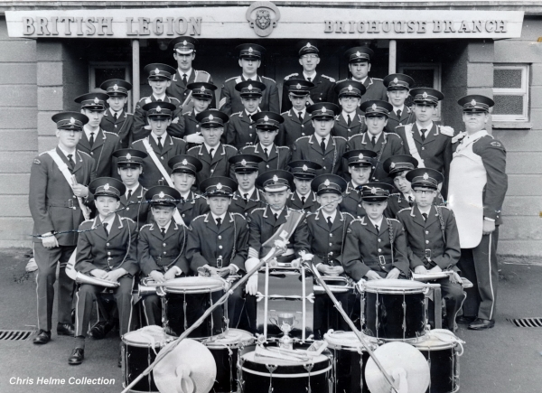 The British Legion Band - 1966
