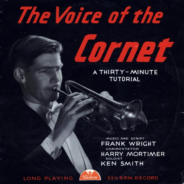 Ken Smith the legendary cornet player from New Zealand